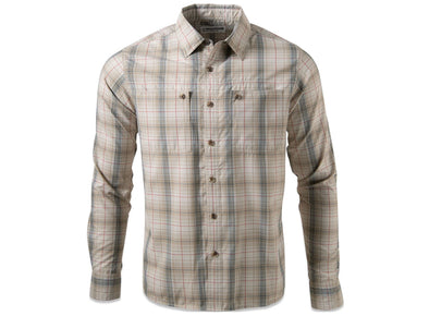 Mountain Khakis Men's Pointe Long Sleeve Shirt - Idaho Mountain Touring