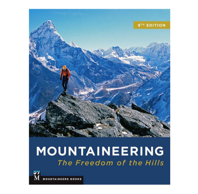 Misc Books and Media Mountaineering: Freedom of the Hills 8th Ed. - Idaho Mountain Touring
