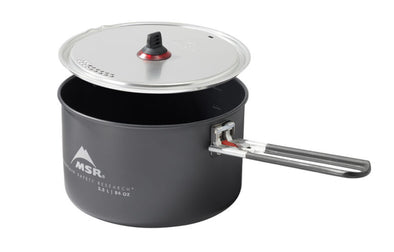 MSR Ceramic 2.5L Nonstick Backpacking Pot - Idaho Mountain Touring