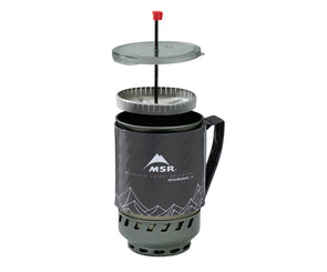 Windburner Coffee Press Kit - Idaho Mountain Touring