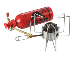 MSR Dragonfly Camp Stove - Idaho Mountain Touring
