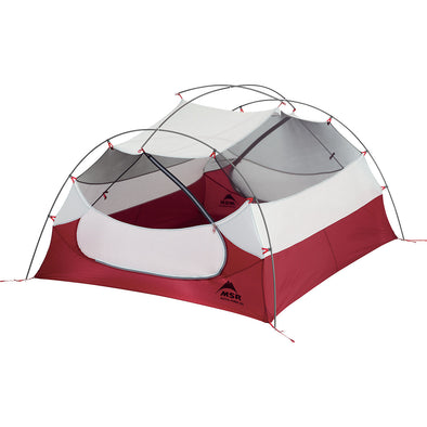 MSR Mutha Hubba NX 3 Backpacking Tent - Idaho Mountain Touring