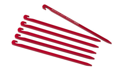 Needle Tent Stakes