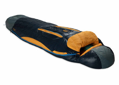 Men's Disco Down Sleeping Bag - Idaho Mountain Touring