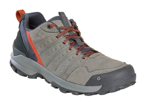 Men's Sypes Low Leather Waterproof - Idaho Mountain Touring