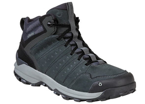 Men's Sypes Mid Leather Waterproof - Idaho Mountain Touring