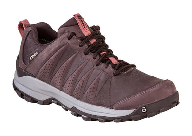 Women's Sypes Low Leather Waterproof - Idaho Mountain Touring