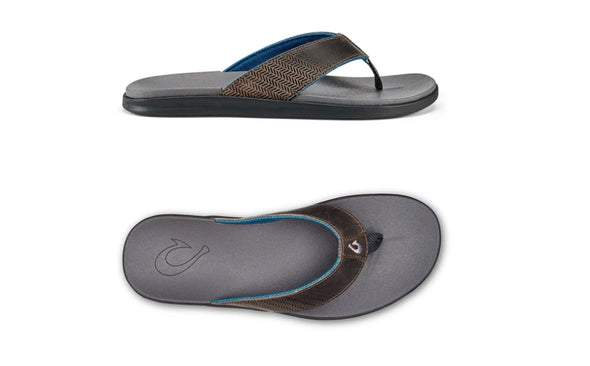 Men's Alania Waterproof Leather Sandal