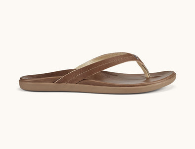 Women's Honu Leather Sandals