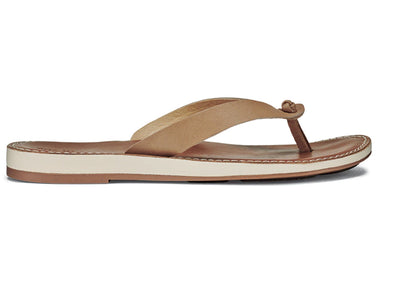 Women's Nohie Leather Beach Sandal - Idaho Mountain Touring