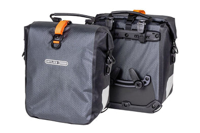 Ortlieb Gravel-Pack - Pair - Idaho Mountain Touring