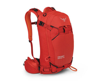 Osprey Men's Backcountry Kamber 32 Riding Pack - Idaho Mountain Touring