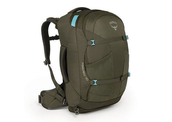 Osprey Women's Fairview 40 Backpack - Idaho Mountain Touring