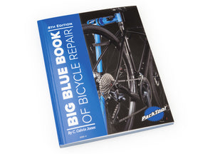 Park Tool BBB-4 Big Blue Book of Bike Repair 4th Ed. - Idaho Mountain Touring