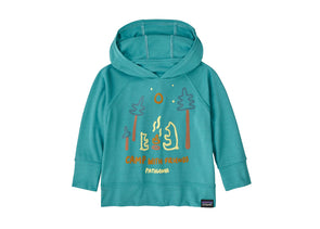 Baby Capilene Cool Daily Sun Hoody - Idaho Mountain Touring