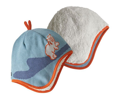 Patagonia Baby Reversible Beanie - Idaho Mountain Touring