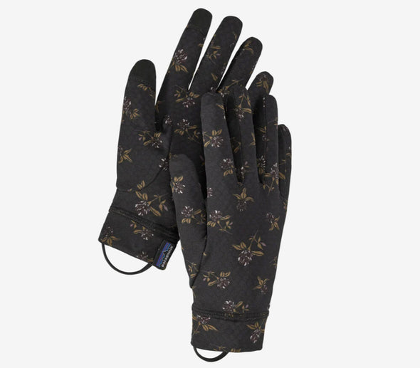 Capilene Midweight Liner Gloves - Idaho Mountain Touring