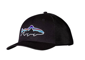 Patagonia Fitz Roy Trout Trucker Hat - Idaho Mountain Touring