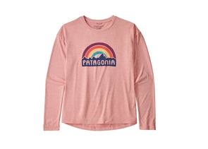 Girls' Long-Sleeved Capilene Cool Daily T-Shirt