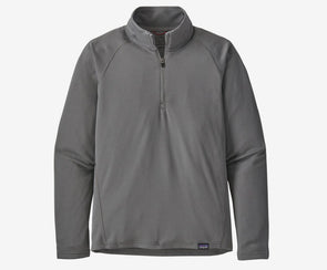 Patagonia Kids' Capilene Midweight Zip Neck - Idaho Mountain Touring