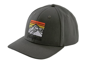 Patagonia Line Logo Ridge Roger That Hat - Idaho Mountain Touring