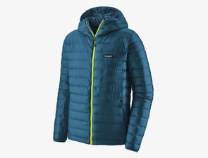 Patagonia Men's Down Sweater Hoody - Idaho Mountain Touring
