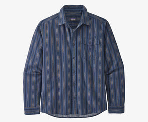 Men's Lightweight Fjord Flannel Shirt - Idaho Mountain Touring