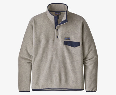 Patagonia Men's Lightweight Synchilla Snap-T Pullover - Idaho Mountain Touring