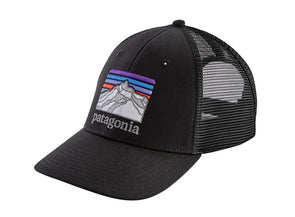 Men's Line Logo Ridge LoPro Trucker Hat - Idaho Mountain Touring