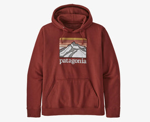 Men's Line Logo Ridge Uprisal Hoody