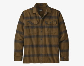 Men's Long Sleeve Fjord Flannel