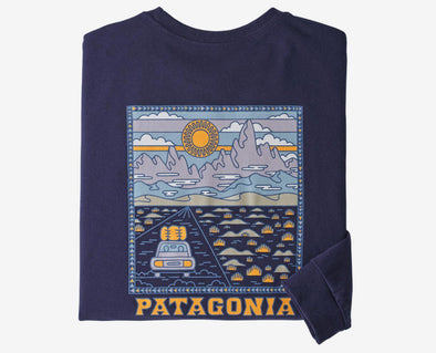 Patagonia Men's Long-Sleeved Summit Road Responsibili-Tee - Idaho Mountain Touring