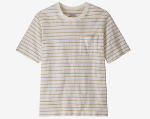 Patagonia Men's Organic Cotton Midweight Pocket Tee - Idaho Mountain Touring