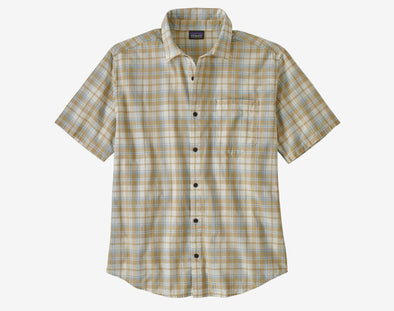 Men's Organic Cotton Slub Poplin Shirt