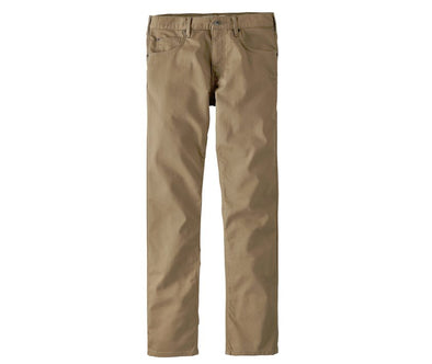 "Patagonia Men's Performance Twill Jeans - Short 30"" Inseam - Idaho Mountain Touring"