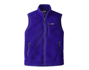 Patagonia Men's Retro Pile Vest - Idaho Mountain Touring