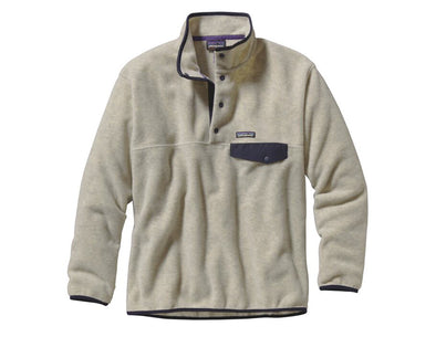 Patagonia Men's Synch Snap-T Pullover - Idaho Mountain Touring