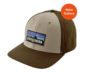 Patagonia P-6 Logo Roger That Hat - Idaho Mountain Touring