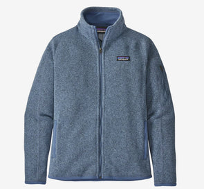 Patagonia Women's Better Sweater Jacket - Idaho Mountain Touring