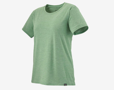 Women's Capilene Cool Daily Shirt - Idaho Mountain Touring