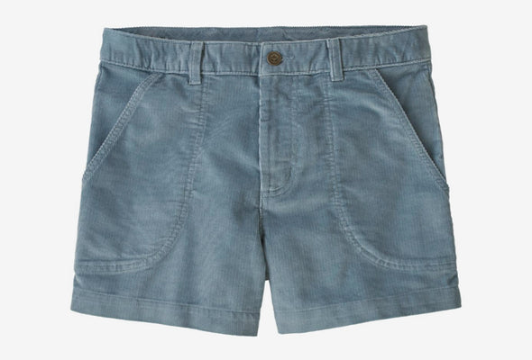 Patagonia Women's Cord Stand Up Shorts - Idaho Mountain Touring