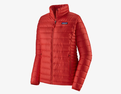 Women's Down Sweater Jacket - Idaho Mountain Touring