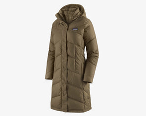 Patagonia Women's Down With It Parka - Idaho Mountain Touring