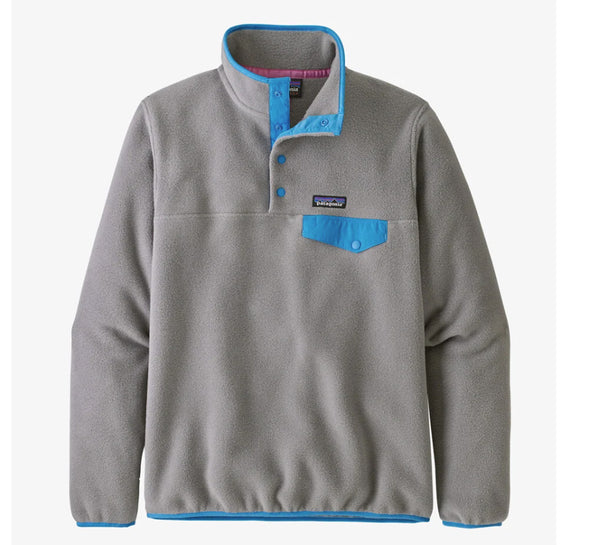 Patagonia Women's Lightweight Synchilla Snap-T Fleece Pullover - Idaho Mountain Touring
