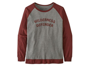 Patagonia Women's Long Sleeve Camp I.D. Responsibili-Tee - Idaho Mountain Touring