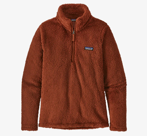 Patagonia Women's Los Gatos ¼ Zip - Idaho Mountain Touring
