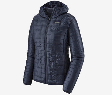 Women's Micro Puff Hoody - Idaho Mountain Touring