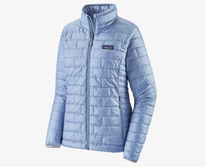 Women's Nano Puff Jacket - Idaho Mountain Touring