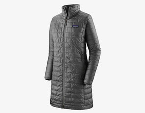 Women's Nano Puff Parka - Idaho Mountain Touring
