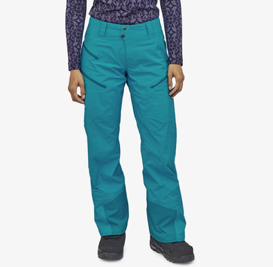 Patagonia Women's PowSlayer Ski Pant - Idaho Mountain Touring